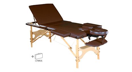Трехсекционный массажный стол TIBET