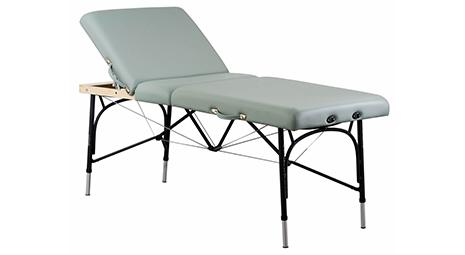 Двухсекционный массажный стол OAKWORKS ALLIANCE ALUMINUM