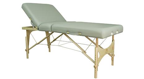 Двухсекционный массажный стол OAKWORKS ALLIANCE WOOD