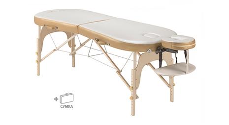 Двухсекционный массажный стол ANATOMICO DOLCE