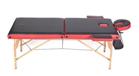 Двухсекционный массажный стол CASADA W-2-13