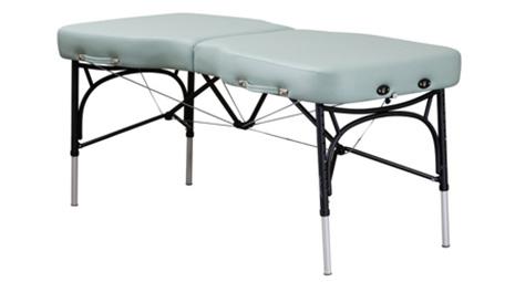 Алюминиевый массажный стол OAKWORKS ADVANTA