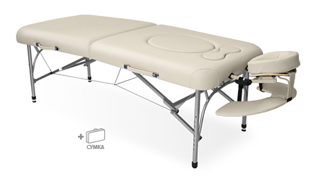 Алюминиевый массажный стол VISION APOLLO TOPMASTER