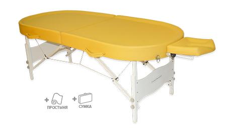Двухсекционный массажный стол VISION AYURVEDA SPICE