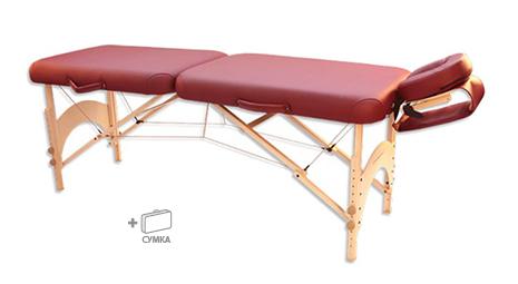 Алюминиевый массажный стол VISION JUVENTAS ULTRALITE